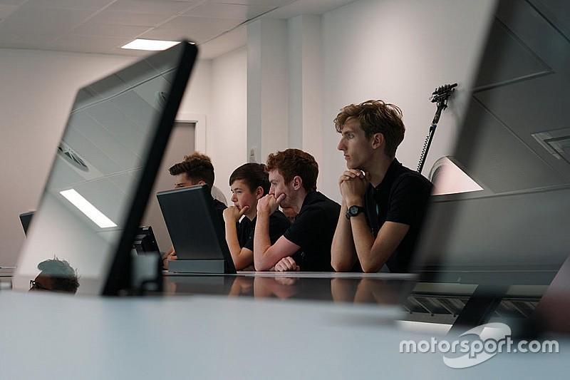 A Mercedes magyar résztvevővel indította el az esport csapatát