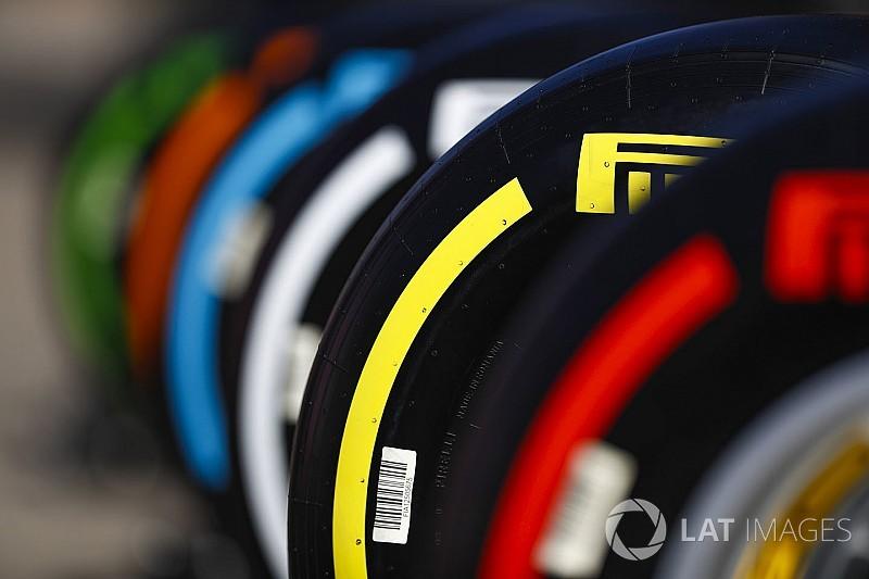 Ferrari сделала самый агрессивный выбор шин на этап в Сингапуре, Mercedes – самый консервативный