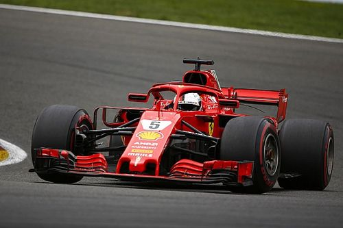 Vettel califica de clave el motor Ferrari para la victoria y el futuro