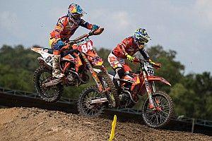 MXGP Pangkal Pinang: Herlings knokt zich naar tweede plek in eerste manche