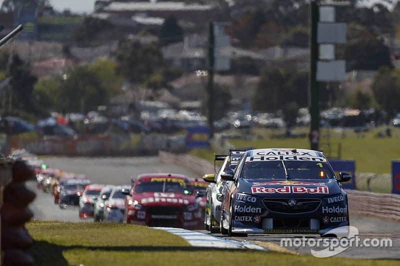 Triple Eight boss hits out at Penske blame game
