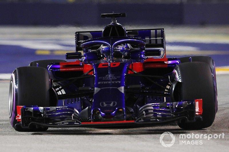 Toro Rosso n'aura pas ses évolutions avant un mois