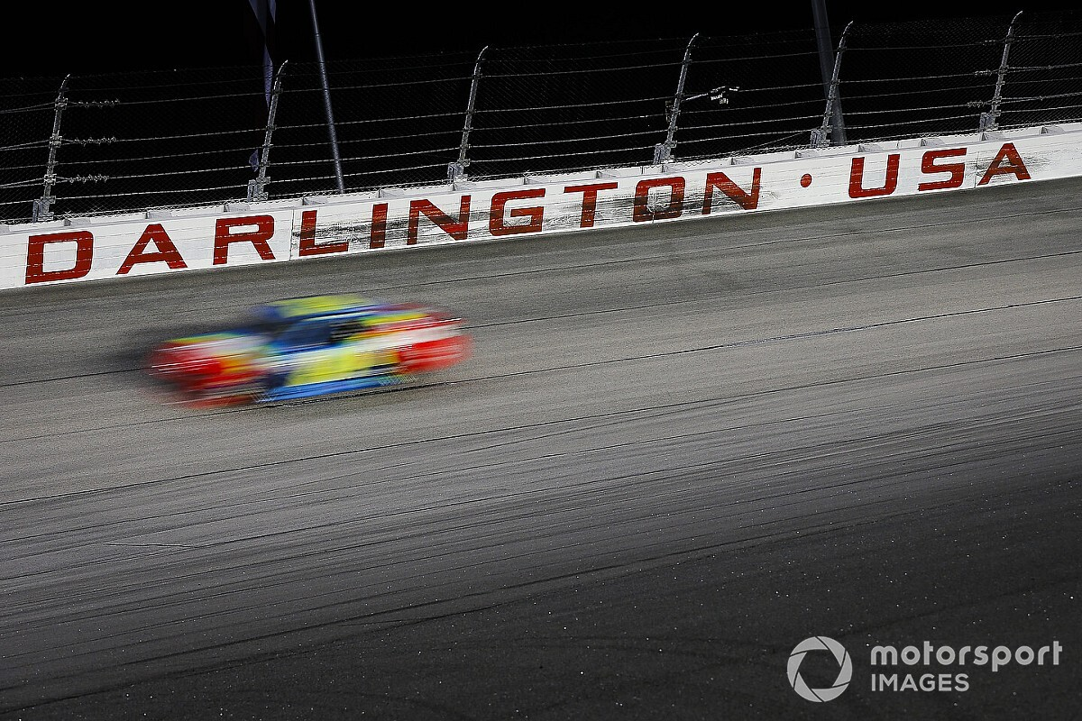 NASCAR to go back racing May 17 at Darlington