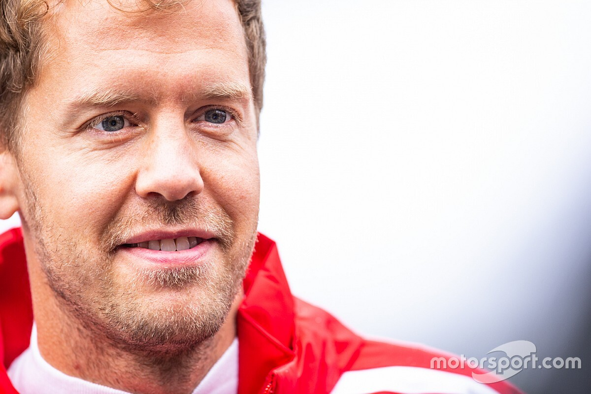 "Vettel : ""Mon plus grand ennemi, c'est moi"""