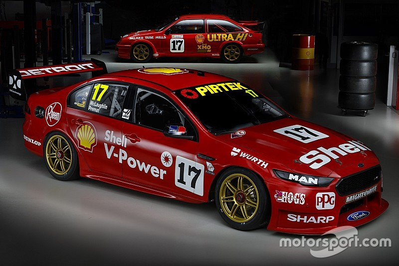 Iconic Dick Johnson Shell colours to return to Supercars
