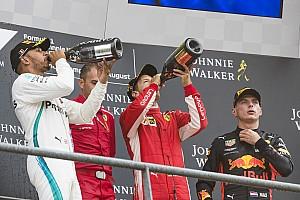 Анонс Гран При Бельгии: результаты действующих гонщиков