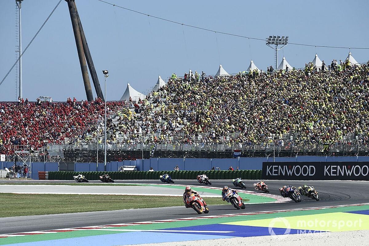 Vuelve MotoGP: los horarios del GP de San Marino