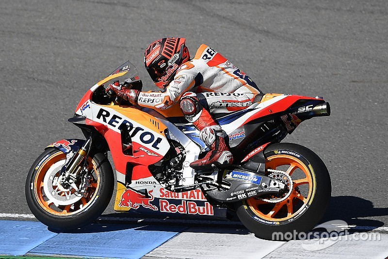 MotoGP-Test Brünn 2018: Marquez mit Ehrenbestzeit