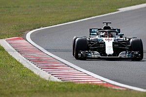 Russell snelste tijdens laatste testdag in Hongarije met nieuw baanrecord