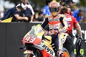 """Marquez: """"Abbiamo provato cose diverse ad ogni uscita, la Honda sta lavorando tantissimo"""""""