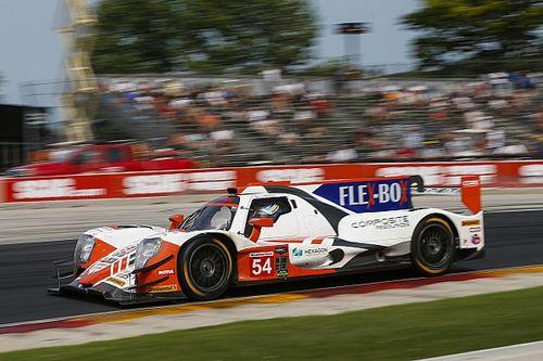 La seconda vittoria consecutiva della CORE Autosport arriva di strategia a Road America