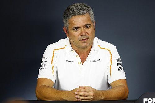 """De Ferran: Norris """"pilotou como um veterano"""" na Austrália"""