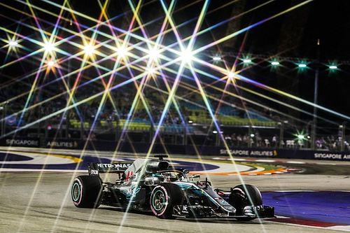 """Hamilton no sabe de dónde salió la """"magia"""" para llevarse la pole"""