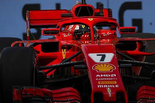 Ergebnis: Formel 1 Singapur 2018, 2. Freies Training