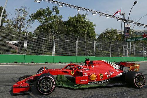 Vettel faz seleção agressiva de pneus para GP da Rússia