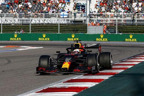 F1: Red Bull explica mensagem a Verstappen sobre perda de seis décimos nas retas