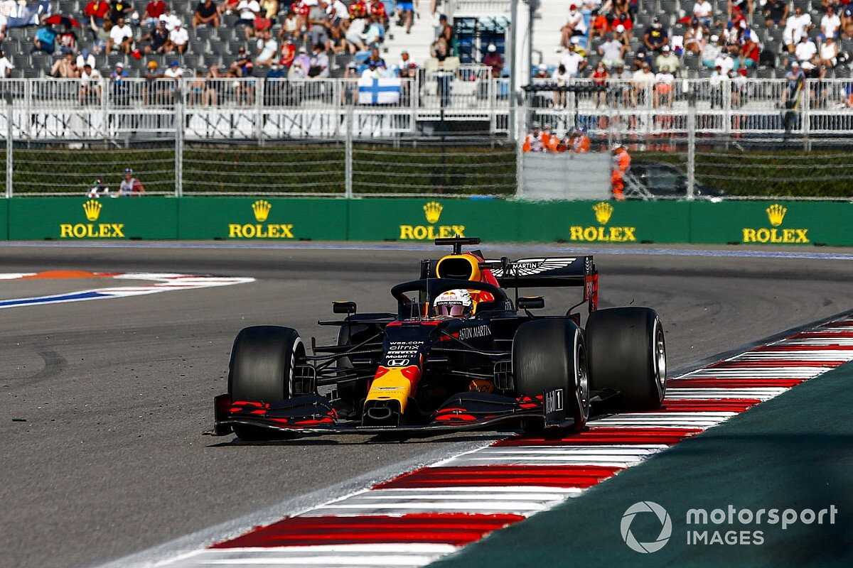 Honda'daki sorun, Red Bull'un Sochi'deki hız eksikliğini arttırmış
