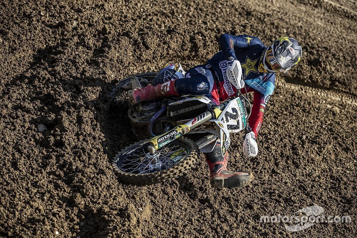 MXGP Emilia Romagna: Jasikonis en Van de Moosdijk op pole