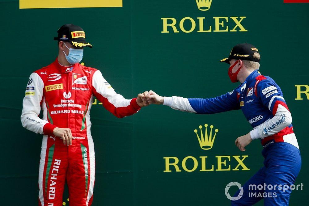 Haas, 2021 için Ferrari'nin genç sürücülerine ilgi gösteriyor!