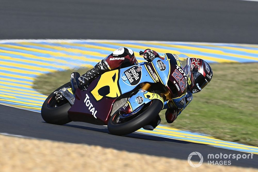 Aragon Moto2: Pole pozisyonu Lowes'ün oldu