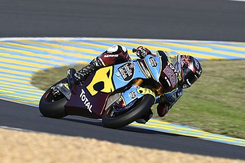 Le Mans Moto2: Lowes gets first win since 2016