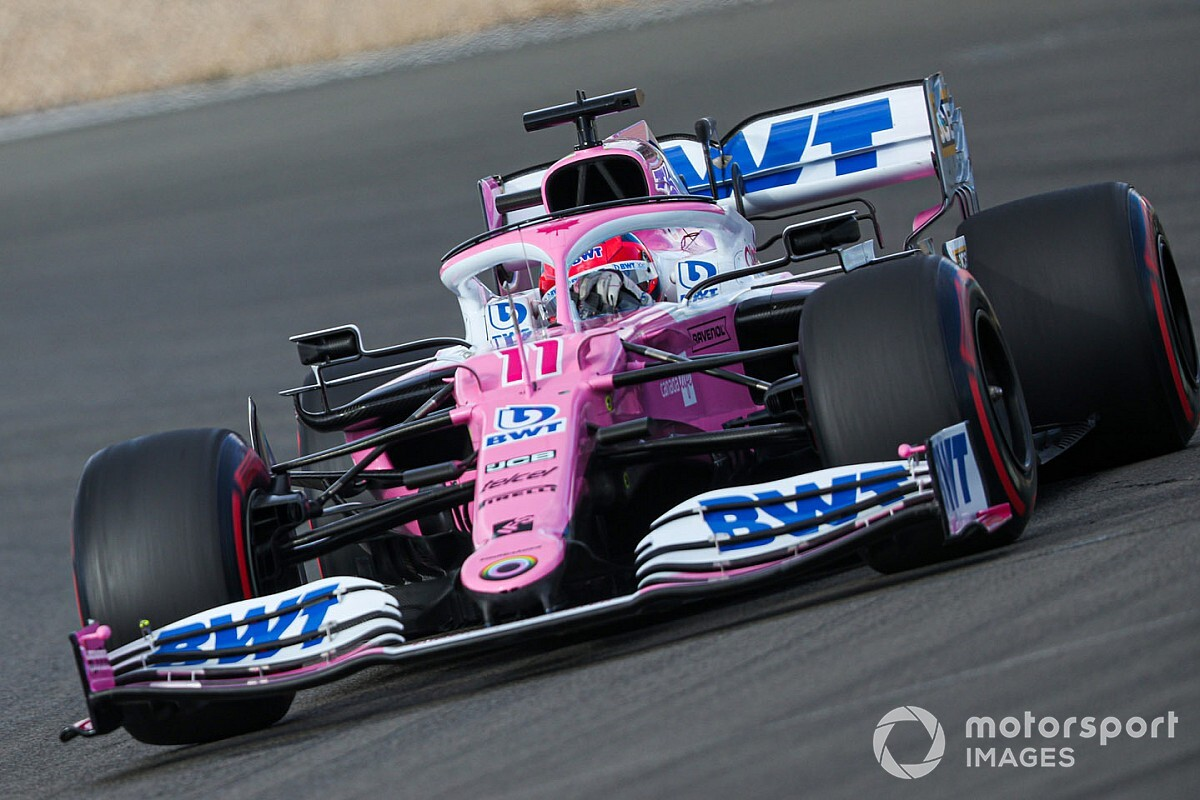"""Perez says Racing Point """"messed up"""" qualifying strategy"""
