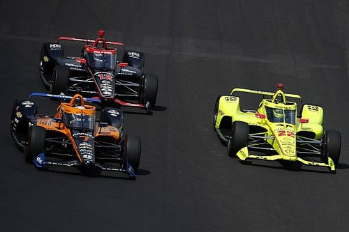 Pagenaud blames starting spot, Hunter-Reay clash for lowly finish
