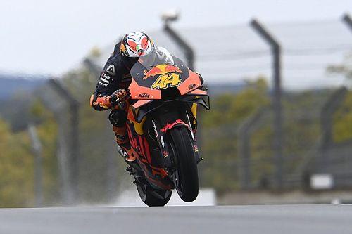 KTM finally debuts MotoGP holeshot start device
