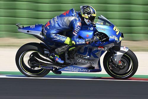 """Mir: """"No miré quién había delante, me daba igual que fuera Rossi"""""""