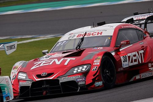 「今回の17号車は速かった……」38号車ZENTの立川&石浦、悔しさの残る2位表彰台
