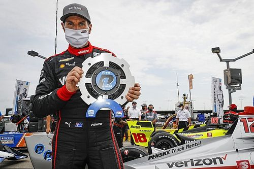 IndyCar Gateway: Power and Sato take pole positions