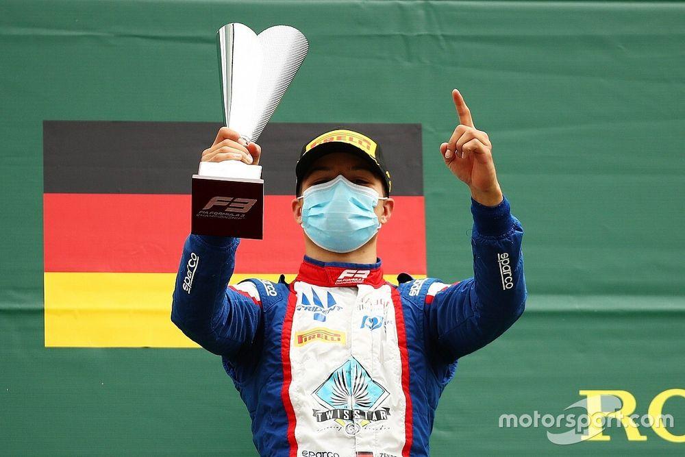 Zendeli con MP Motorsport per la stagione 2021 di F2