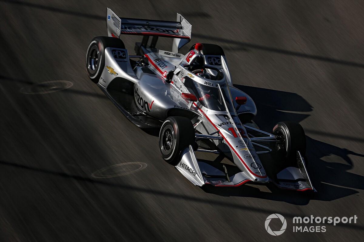 Power i Sato na pole position
