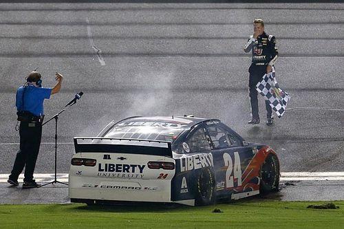 NASCAR Daytona: Premierensieg für Byron - Johnson verpasst Playoffs