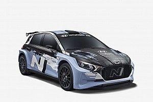 WRC: Hyundai presenta la nuova i20 N Rally2. Disponibile dal 2021