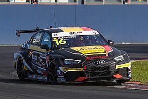 WTCR, Aragón, Libere 1: Magnus sveglia tutti con l'Audi