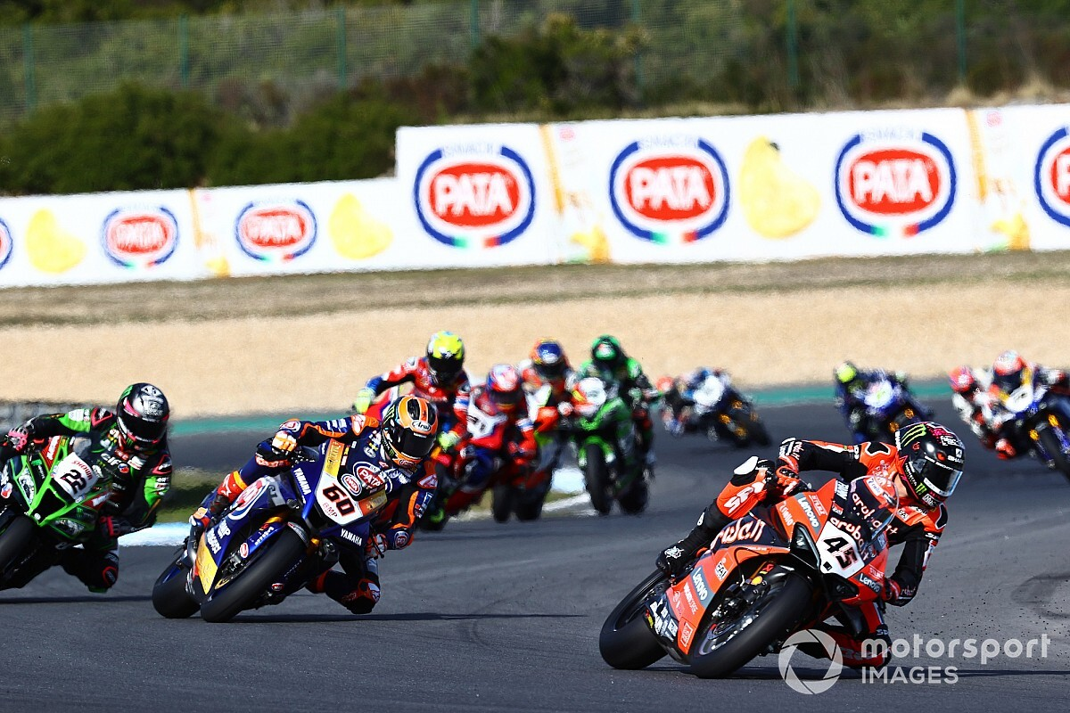 World Superbike publishes entry list for 2021 season
