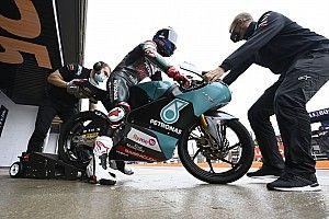 FP3 Moto3 Eropa: McPhee Teratas, Vietti Melaju ke Q2