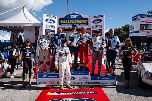 Rallylegend 2020: vincono Fourmaux, Bianchini, Block e Battiato