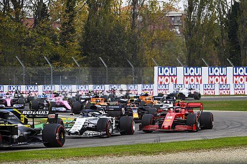 20 wyścigów w kalendarzu F1 wystarczy