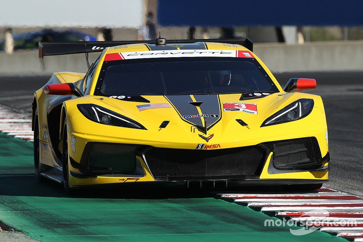 Corvette C8.R had title potential from the get-go - Garcia