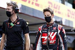 Romain Grosjean perdió el avión camino al GP de Turquía