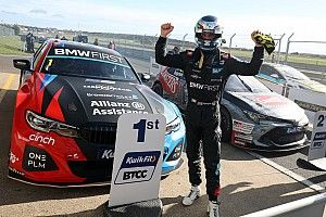 Snetterton BTCC: Turkington goes two for two