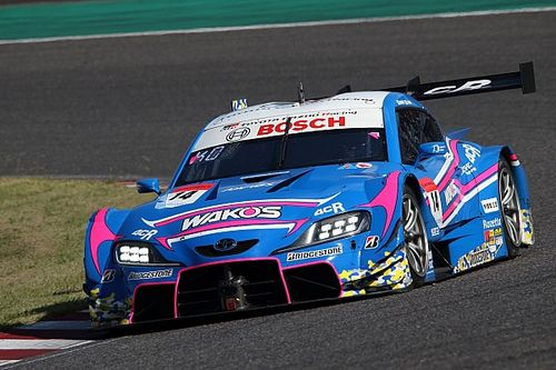 Cerumo Toyota pair lament stint length miscalculation