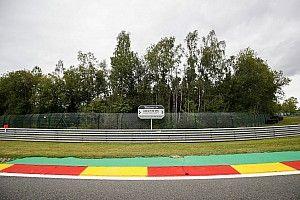 GP de Bélgica de F1: la FIA endurece los límites de pista de Spa