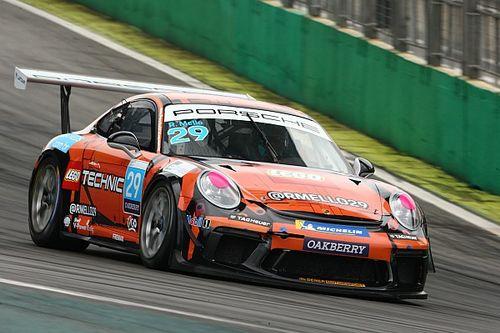 Porsche Cup: Rodrigo Mello é o novo líder da Carrera Cup Sport