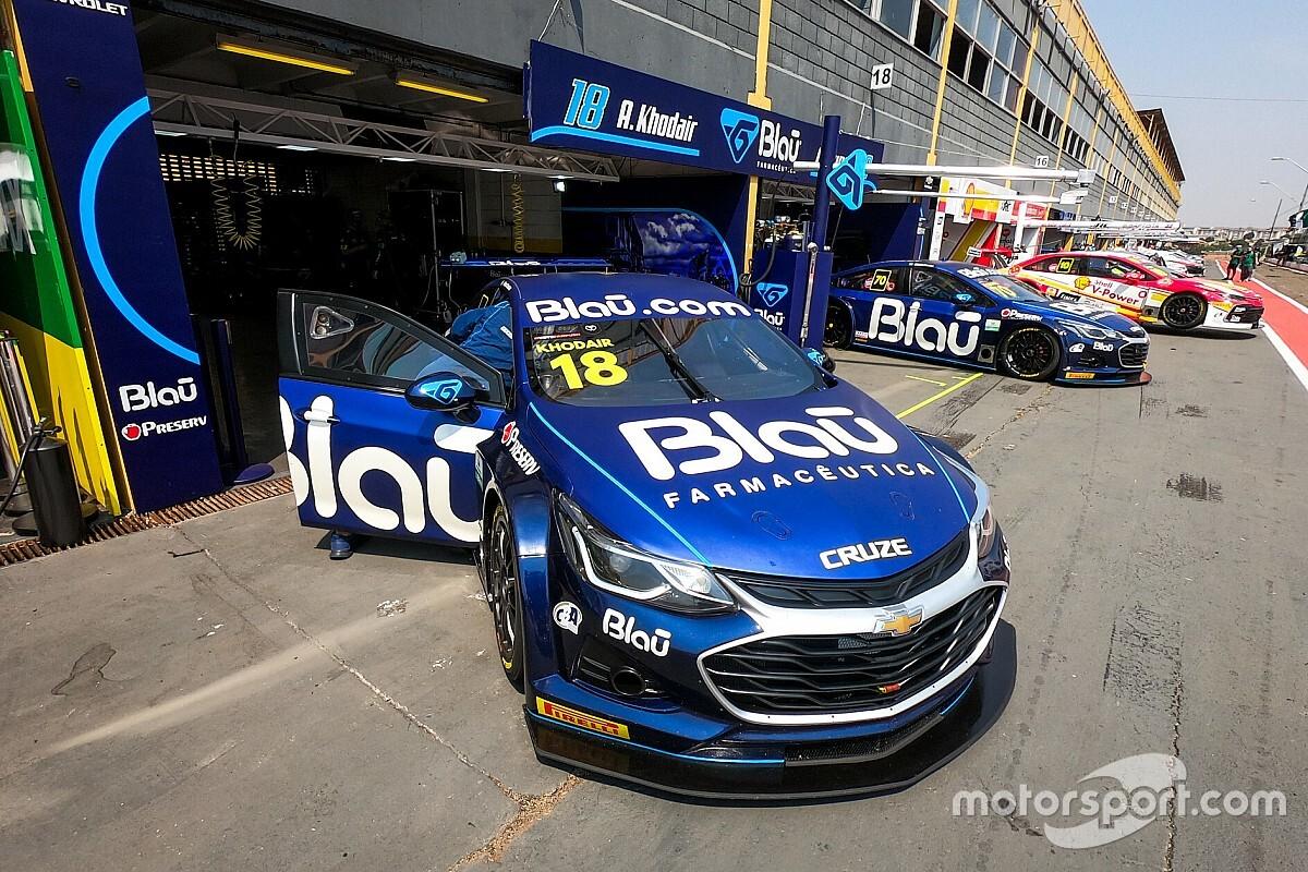 Stock Car: Khodair supera Nunes e lidera segundo treino em Cascavel