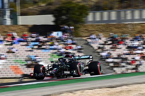 Volledige uitslag kwalificatie F1 Grand Prix van Portugal