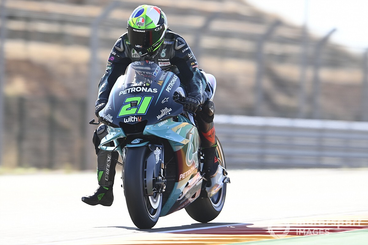 MotoGP: Morbidelli sbanca Teruel davanti alle Suzuki
