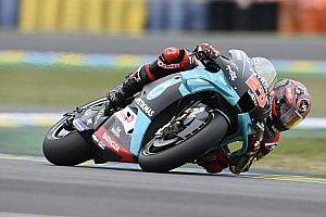 MotoGPフランスFP3:母国戦のクアルタラロがトップに。スズキ勢はQ1スタートに沈む